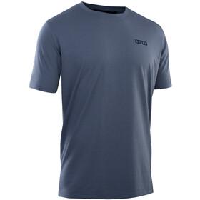 ION DriRelease Maglietta S_Logo a maniche corte Uomo, blu